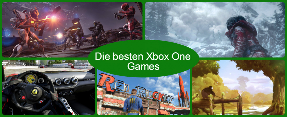 Great Games For Xbox 1 : Top xbox one games