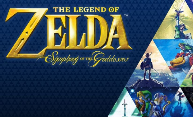 "Am 24. November in der Mitsubishi Electric Halle: Konzertreihe ""The Legend of Zelda: Symphony of the Goddesses"" erobert Düsseldorf"
