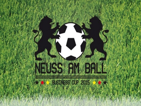Fußball-Event  am 28. Juni am Norfer Sportpark: Neuss am Ball – Der Business Cup 2015