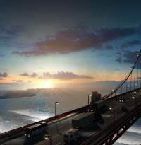 Game Features- und Launch-Trailer: American Truck Simulator startet auf Steam durch!