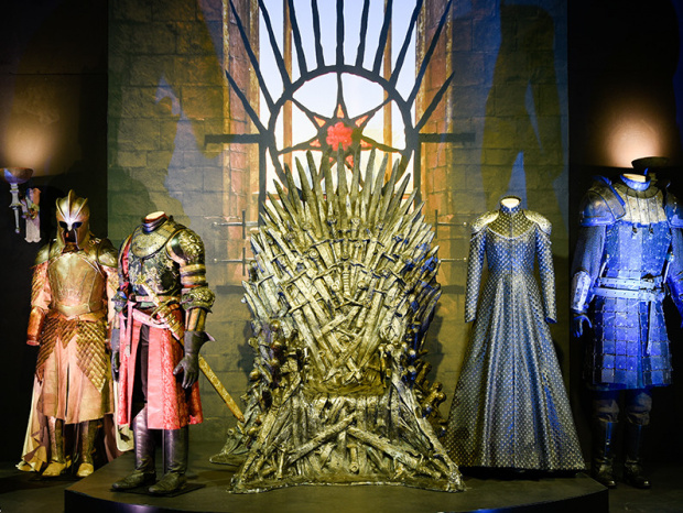 Game of Thrones: The Touring Exhibition: Winter is coming... ins Centro nach Oberhausen
