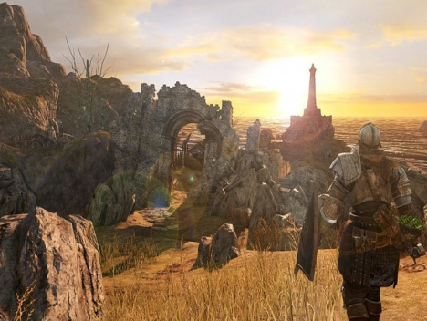 Dark Souls II: Scholar of the First Sin | Bandai Namco: Der Fluch der Untoten verbreitet sich auf Xbox One und PlayStation 4