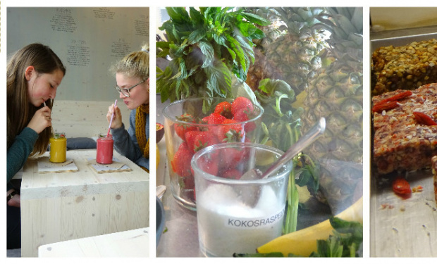 Smoothie Bowls, Health Food und Co.: Gesund und lecker: Das Greentrees in Derendorf
