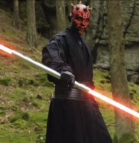 Star Wars Fan Film auf Youtube gelandet: Darth Maul - Apprentice