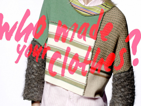 "Weltweiter ""Fashion Revolution Day"": Diese Stores aus Düsseldorf fragen: Who made your clothes?"