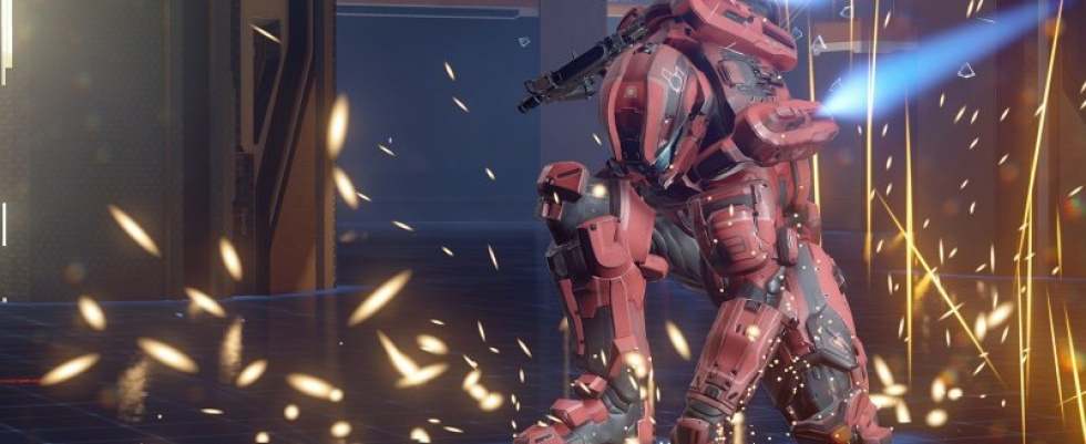 "Halo 5: Guardians | Multiplayer-Szenen im Video-Zusammenschnitt: ""Double Kill! Killtacular! Killing Spree!"""