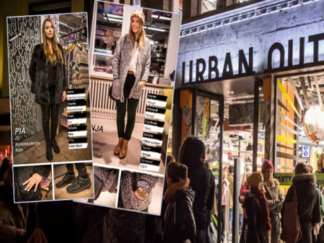 "Endlich auch in Köln: Tolle Street-Styles beim ""Urban Outfitters""-Opening"