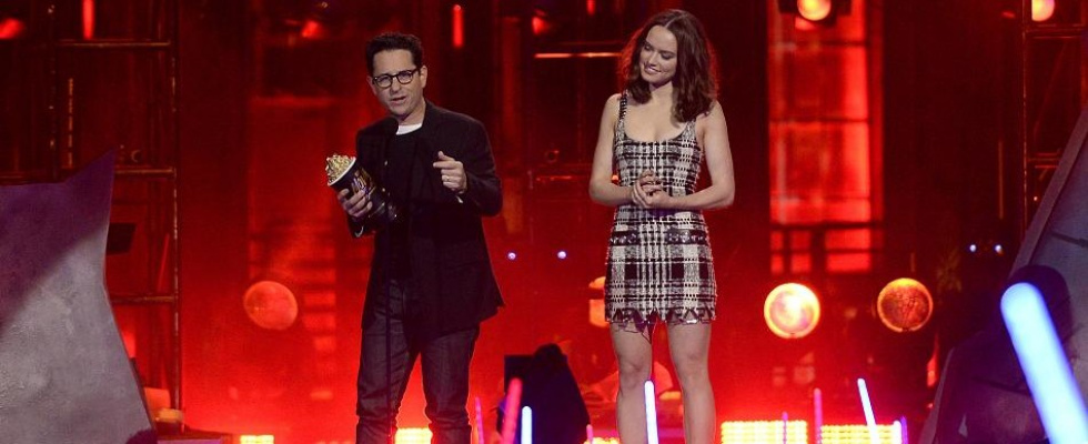 "MTV Movie Awards 2016: ""Star Wars"" räumt ab"