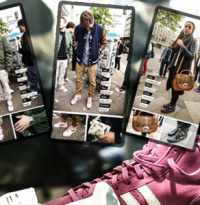 "Barbecue & Onitsuka Tiger-Ausstellung: Sneaker-Love: Street-Styles vom ""Japan Day"" im Afew Store"