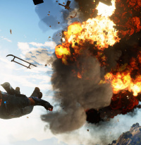 Crash, Boom, Bang!: Just Cause 3 - Neuer Trailer zum Action-Blockbuster