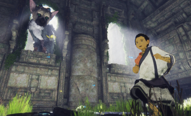 Melancholisches Meisterwerk: The Last Guardian im Test für PlayStation 4