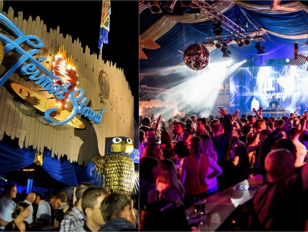 "Größte Kirmes am Rhein: Super Party-Programm am ""Heimatstrand"""