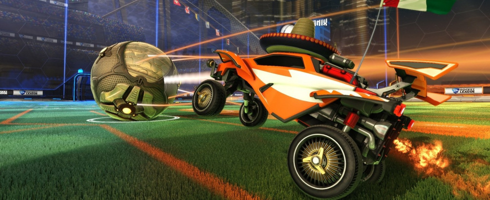 Gestatten: Sommer-Hit 2015: Rocket League im Test für PlayStation 4