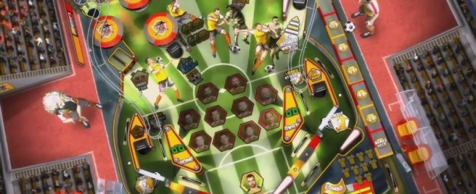 """Pinball FX2: Super League Football 