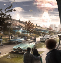 """Gee Golly Now!"": Fallout 4 Song ""Going Nuclear"" liefert den perfekten Soundtrack zum Weltuntergang"