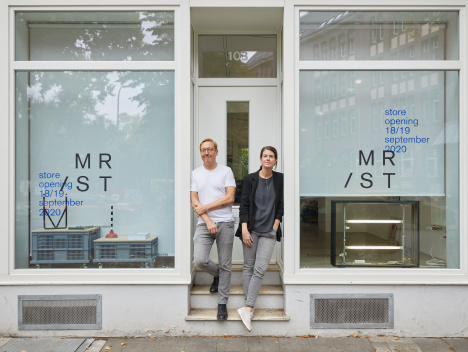 Neueröffnung in Düsseldorf-Flingern: MR/ST - Selected Design Store