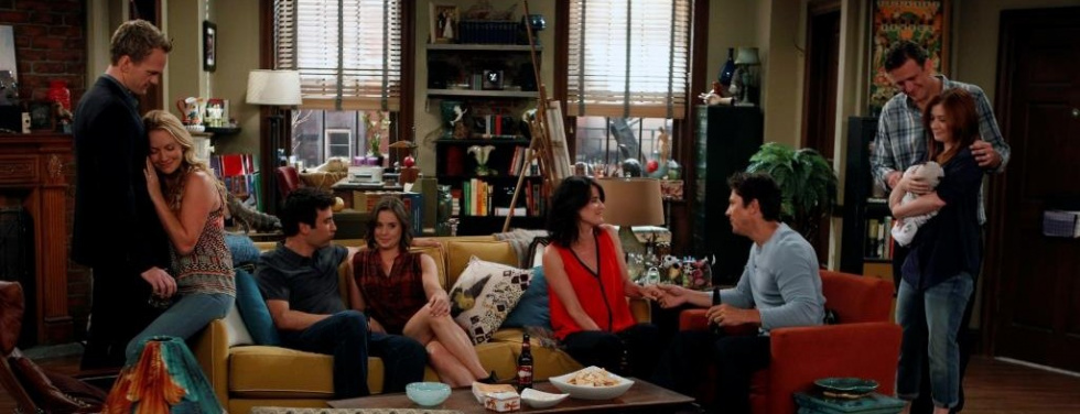 "US-Serie ""How I Met Your Mother"": Das ist die Mutter von Teds Kindern"