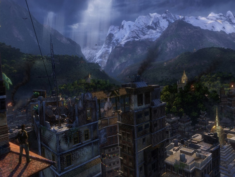 """Alte Liebe rostet nicht: """"Uncharted: The Nathan Drake Collection"""" im Gamescom-Preview"""
