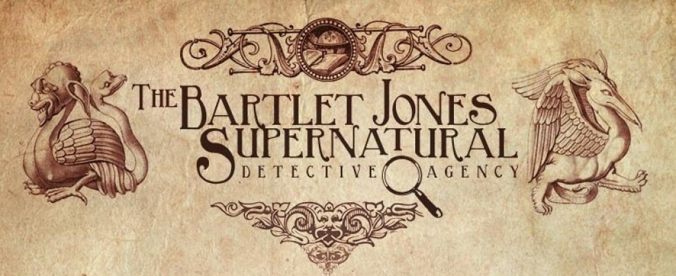 "David Jaffe und ""The Bartlet Jones Supernatural Detective Agency"": Da braut sich was zusammen"