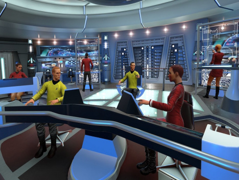 Phaser, Torpedos, Klingonen und VR-Brillen: Star Trek Bridge Crew im Test für PlayStation 4 / PSVR