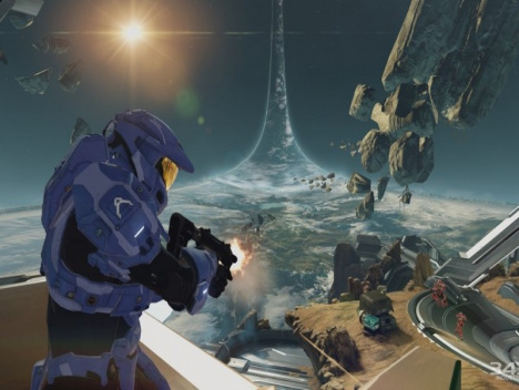 "Halo: The Master Chief Collection | Launch-Trailer und Review-Überblick: ""Halo ist da jemand?"""