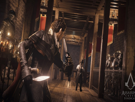 """Ass as in Assassin"": Assassin's Creed Syndicate im Gamescom-Preview"