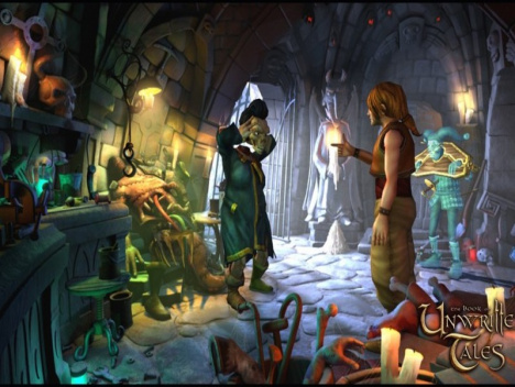 Schnäppchen-Tipp: Steam Weekly Sale: The Book of Unwritten Tales Collection