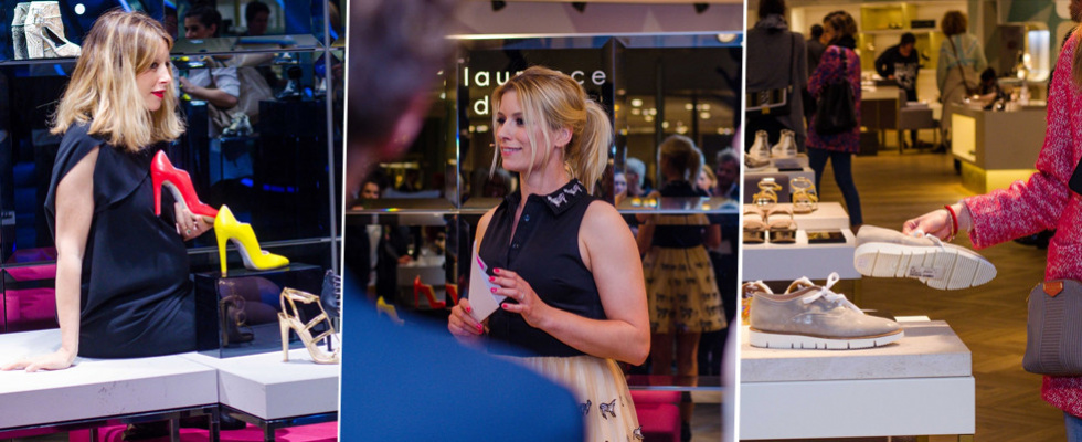Düsseldorf goes Shoes!: VIPs, Schuhtrends und Fashion-Blogger - GDS 2015