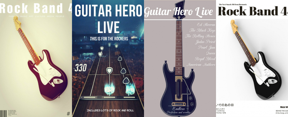 Rock Band 4 Oder Guitar Hero Live Rock Battle