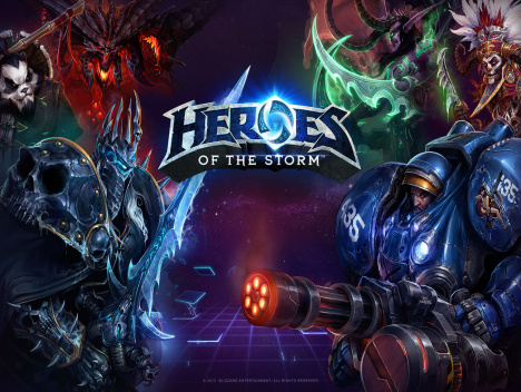 Alle Helden, alle Infos, alle Tricks: Heroes of the Storm - Der große Guide