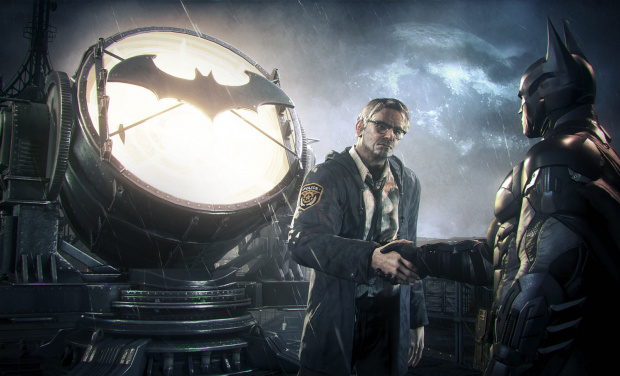 """Bat Boys, Bat Boys, whatcha gonna do!"": ""Batman: Arkham Knight"" im Test für PlayStation 4"