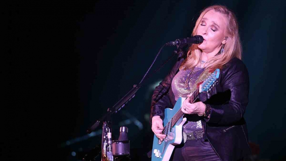 Melissa Etheridge in Düsseldorf: Gitarren, Drums und Rock'n'Roll