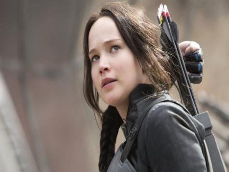 Tribute von Panem - Mockingjay: Jennifer Lawrence wird Revolutionärin