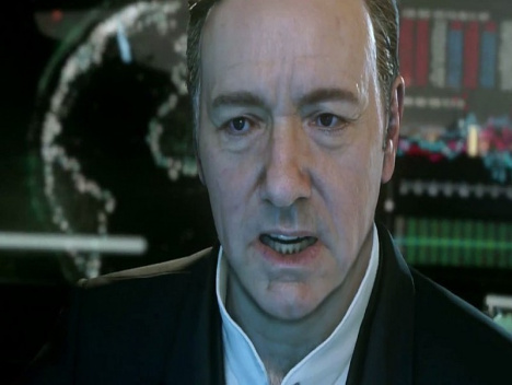 Call of Duty: Advanced Warfare | Trailer und Datum: Kevin Spacey als digitaler Bösewicht
