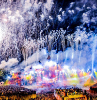 Parookaville, Tomorrowland, Open Source und Co.: Die besten Festivals 2016