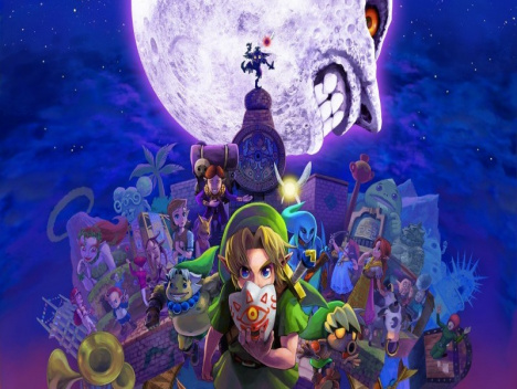 The Legend of Zelda: Majora's Mask 3D | Nintendo: New 3DS im Zelda-Design, neuer Trailer und neue Bilder