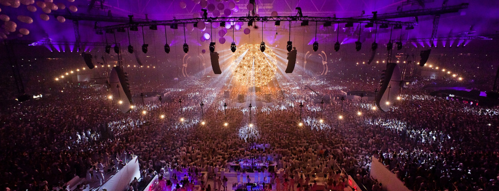 "The Source of light in Amsterdam: Packt das ""Sensation""-Fieber auch Düsseldorf?"