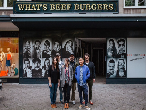 "Neues Burgerrestaurant in Düsseldorf: Saftiges Opening am 8. Juni: ""What's Beef?!"""