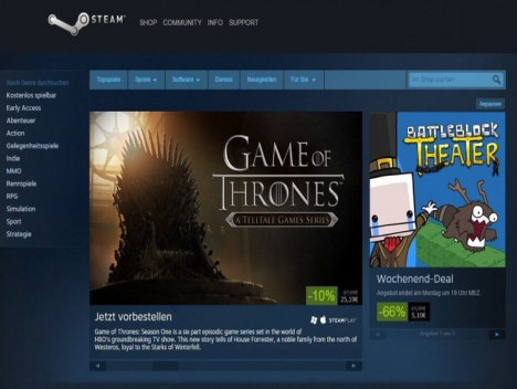 "Steam's Herbst-Sale vergoldet den Black Friday: PayPal ""verrät"" Termin für den Steam Sale"