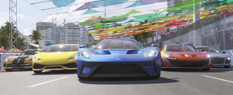 """""""Hell of a ride!"""": Forza Motorsport 6 - Launch Trailer"""