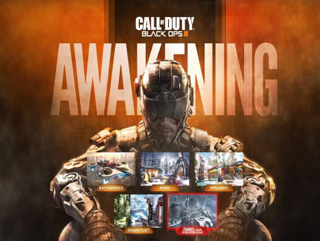 Rise, Gauntlet, Splash und Skyjacked: Call of Duty: Black Ops 3 - Awakening DLC: Neue Maps vorgestellt
