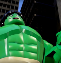 Hulk SMASH!: Lego Marvel's Avengers - Launch Trailer