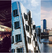 Gehry Bauten, Medienhafen, Sir Walter und Co.: Instagram Best-of – der Februar bei TONIGHT.de