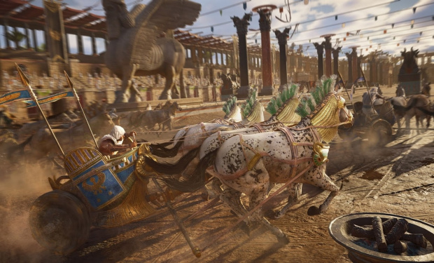 Das große Comeback: Assassin's Creed Origins im Gamescom Preview
