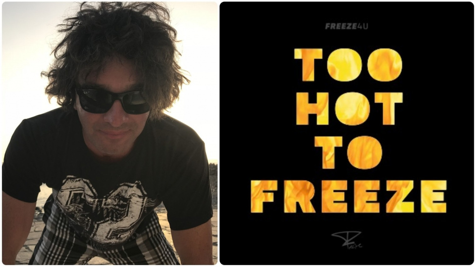 """Releaseparty im Stone: Dieser Abend wird """"Too Hot To Freeze"""""""