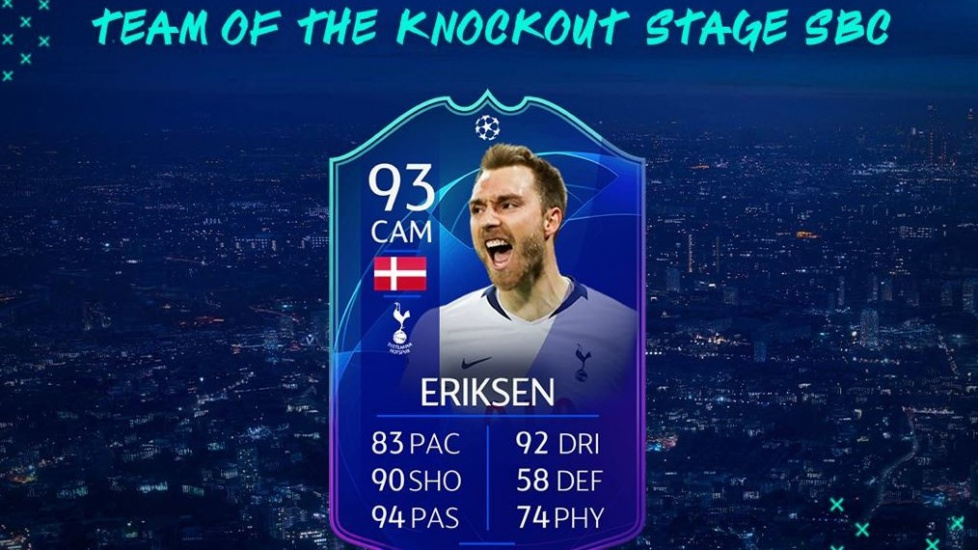 """FIFA 19 Ultimate Team: So lief das """"Team of the Knockout Stage""""-Event"""