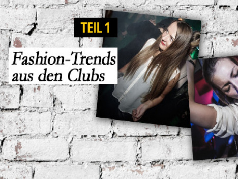 Print Shirts & Statement-Ketten: Aktuelle Fashion-Trends aus den Clubs - Teil 1