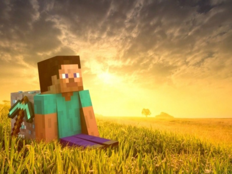 """Notch cancelled Minecraft Oculus Rift Support: """"Facebook creeps me out."""""""