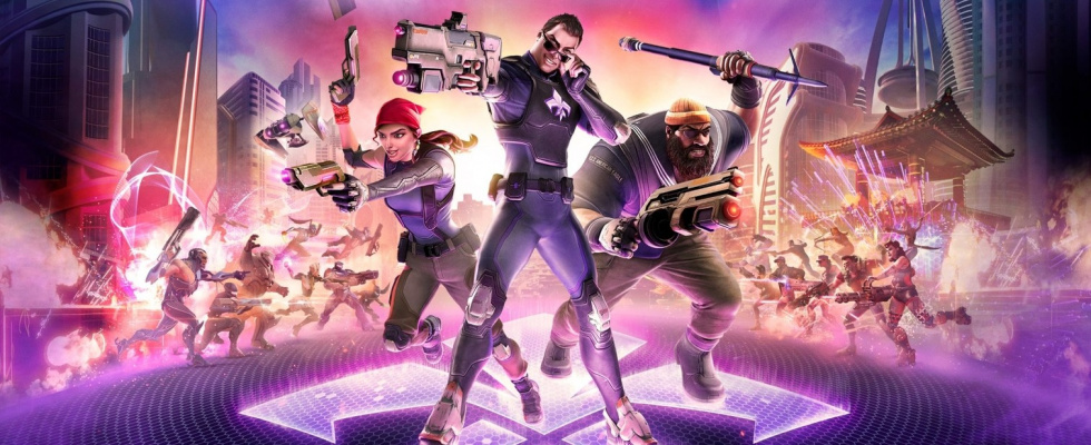Die Superhelden-Agentur: Agents of Mayhem im Test für PlayStation 4