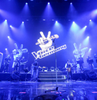 Live on stage: The Voice of Germany - Finalisten auf Deutschland Tour